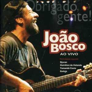 João Bosco - Obrigado, gente! (2006)